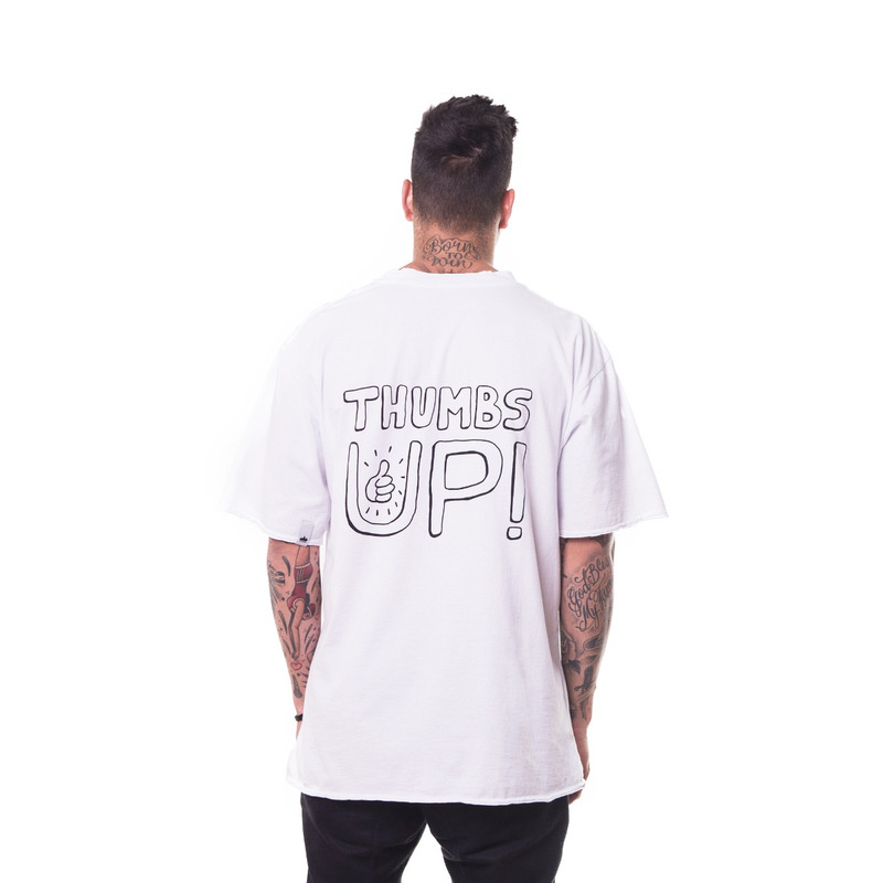 CAMISETA APPROVE THUMBS UP BDE