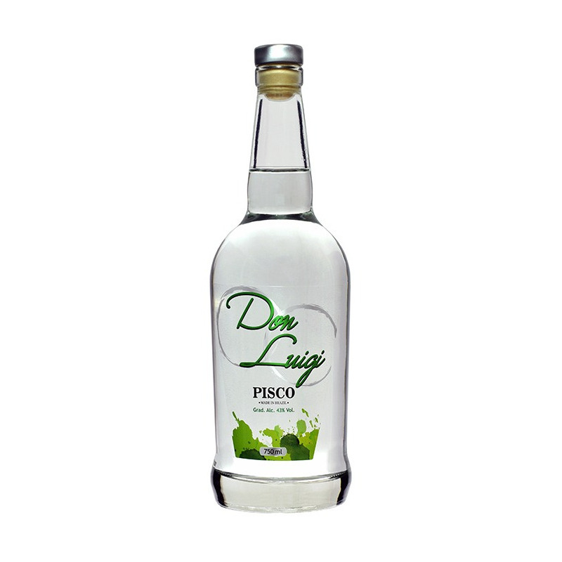 Pisco Don Luigi 750ml - Stoliskoff