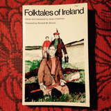 Sean O'Sullivan.  FOLKTALES OF IRELAND.