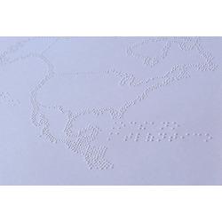 KIT Mapas en Relieve - Papel