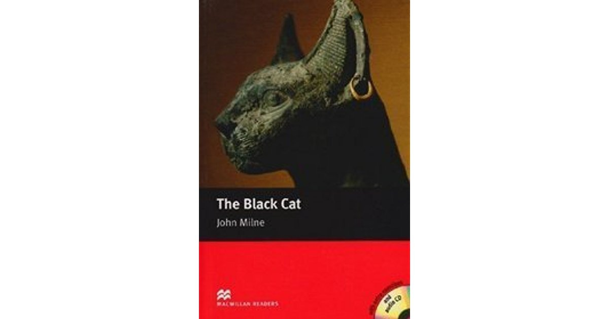 The Black Cat by John Milne - Ed. Macmillan Readers + aud...