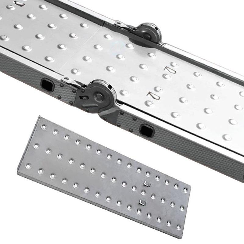 Plataforma para Escada 4x3 F-4*3 em Alumínio - IF-PT103 - Infinity