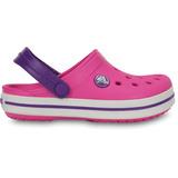 Crocs Originales Crocband Kids Rosa Niñas 6n4