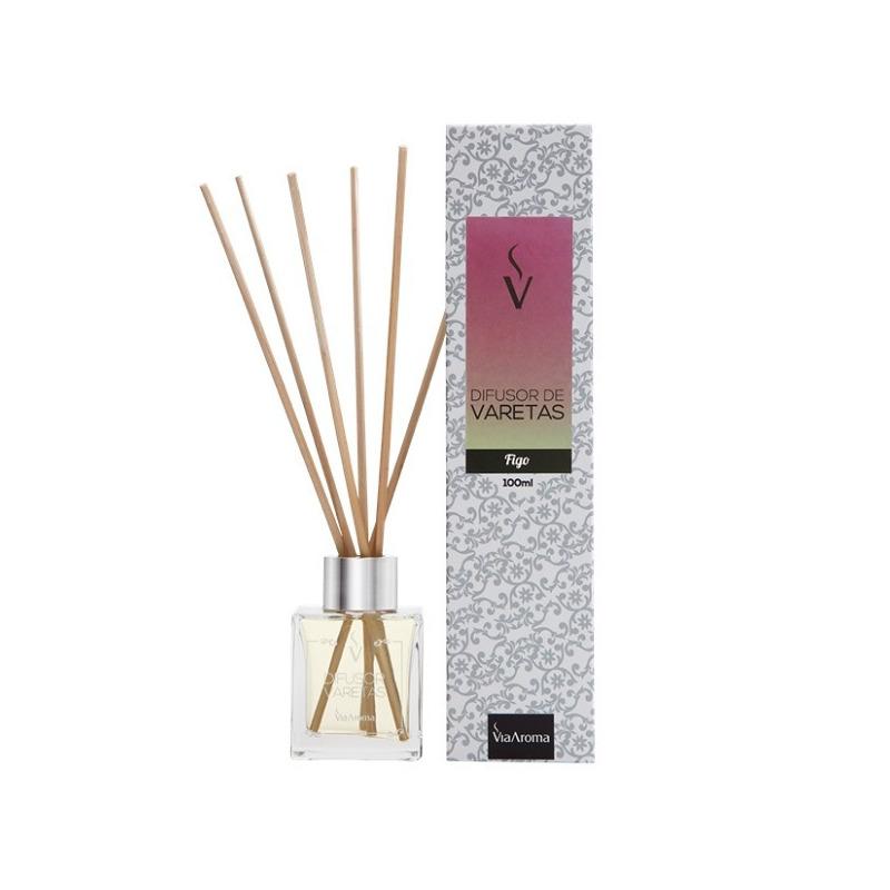 Stick Difusor de Figo - 100ml - Via Aroma
