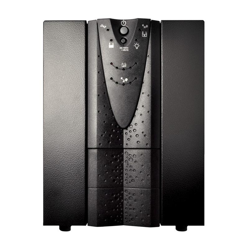 NOBREAK UPS BIVOLT AUTOMÁTICO/115V 3000VA SE 4 BATERIAS COM USB ENERMAX MPII GR 23.30.001P-USB