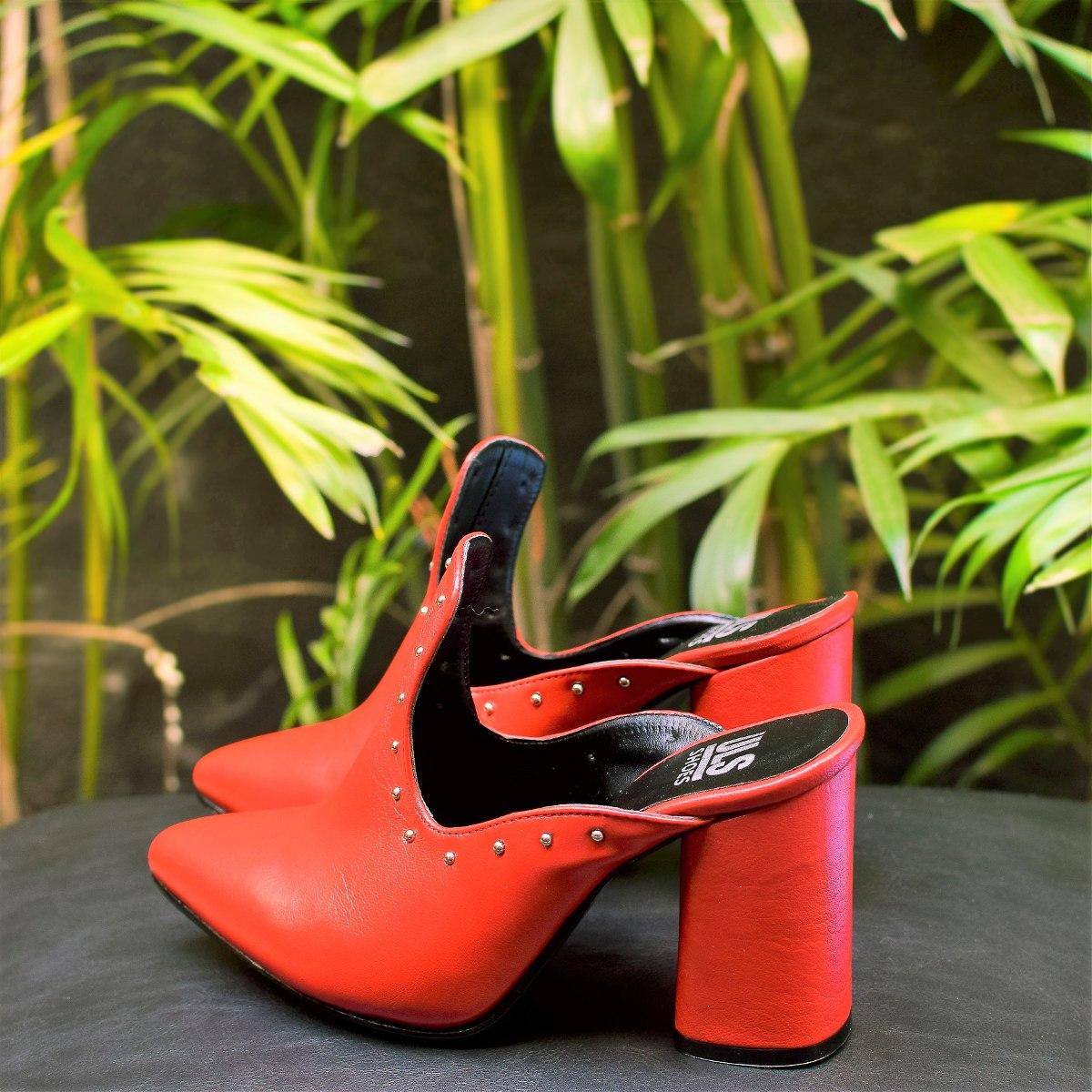 Zueco  8530 Rojo