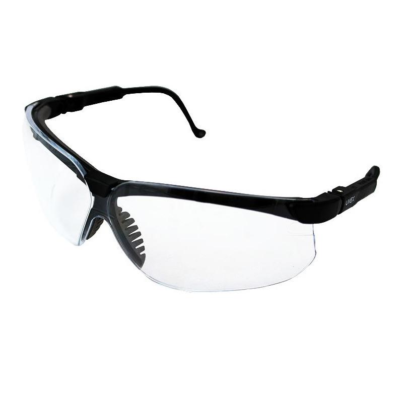 Honeywell Óculos de segurança uvex genesis Armação preta Lente incolor S3200HS-BR
