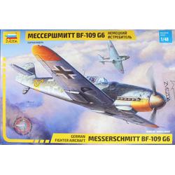 Bf-109G-6 Zvedza
