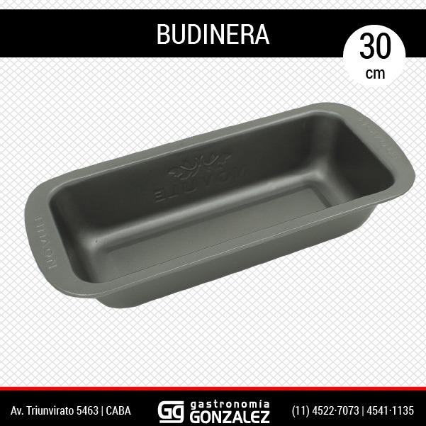 Budinera Metalica 30 cm Bromi