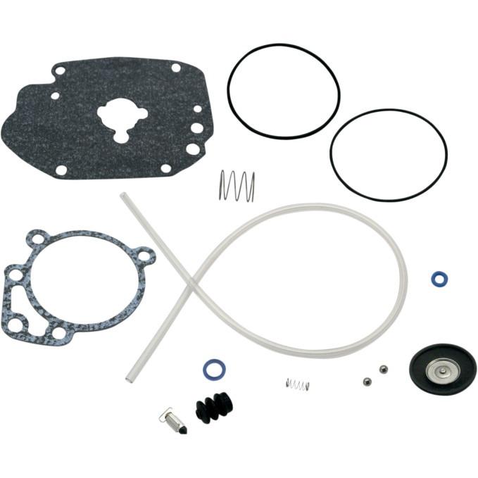Kit Reparo Basico Carburador S&s Super E Super G 110-...