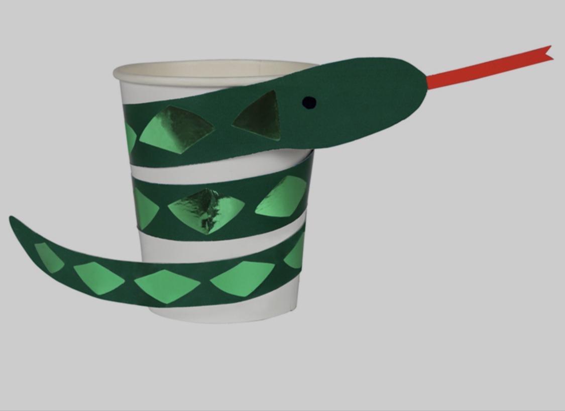 Vasos serpiente