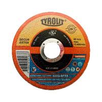 Kit Disco De Corte - Secur 115x10x2223 - Tyrolit 10UN