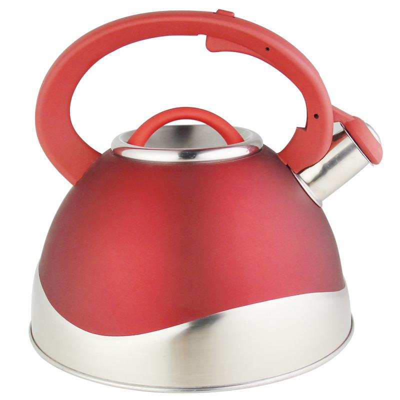 Chaleira Red 3.000Ml Em Aco Inox 7521957