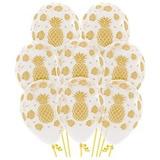 globo anana dorado desinflado apto helio