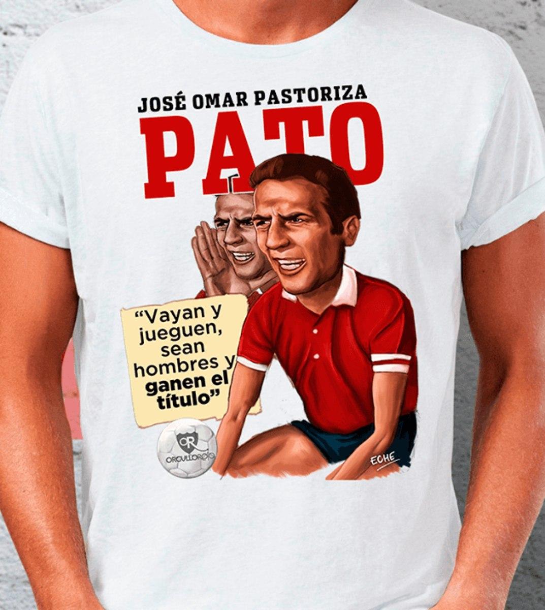 """Remera Modal """"Pastoriza"""""""