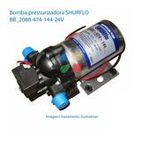 BOMBA PRESSURIZADORA SOLAR SHURFLO 2088-474-144-24V