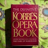 The Earl of Harewood.  KOBBÉS OPERA BOOK.