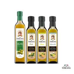 1 Aceite Oliva 500ml y  3 Aceites De ...