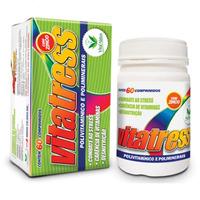 Vitatress (Polivitaminicos+Poliminerais) 60Comp. Vital Natus