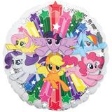 globo 45cm my little pony desinflado