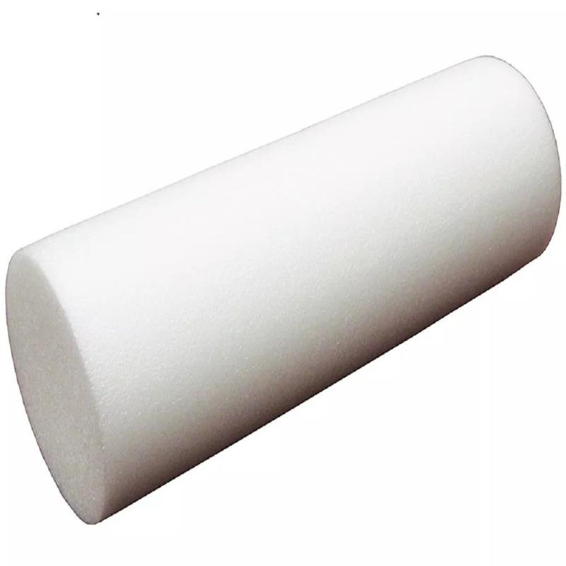 Rolo de espuma enxoval decorativa D.23  45 X 12 cm