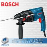 Martillo perforador con SDS-plus Bosch GBH 2-20 D Professional