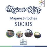 Majané Kaitz 3 Noches Socios