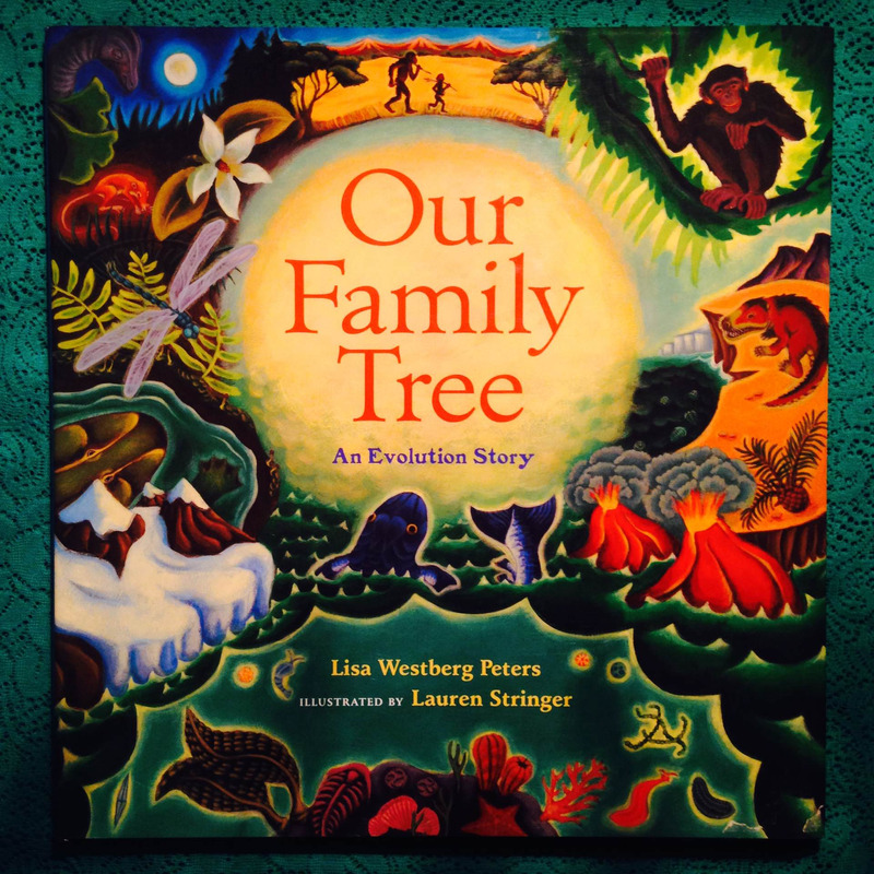 Lisa Westberg Peters.  OUR FAMILY TREE.