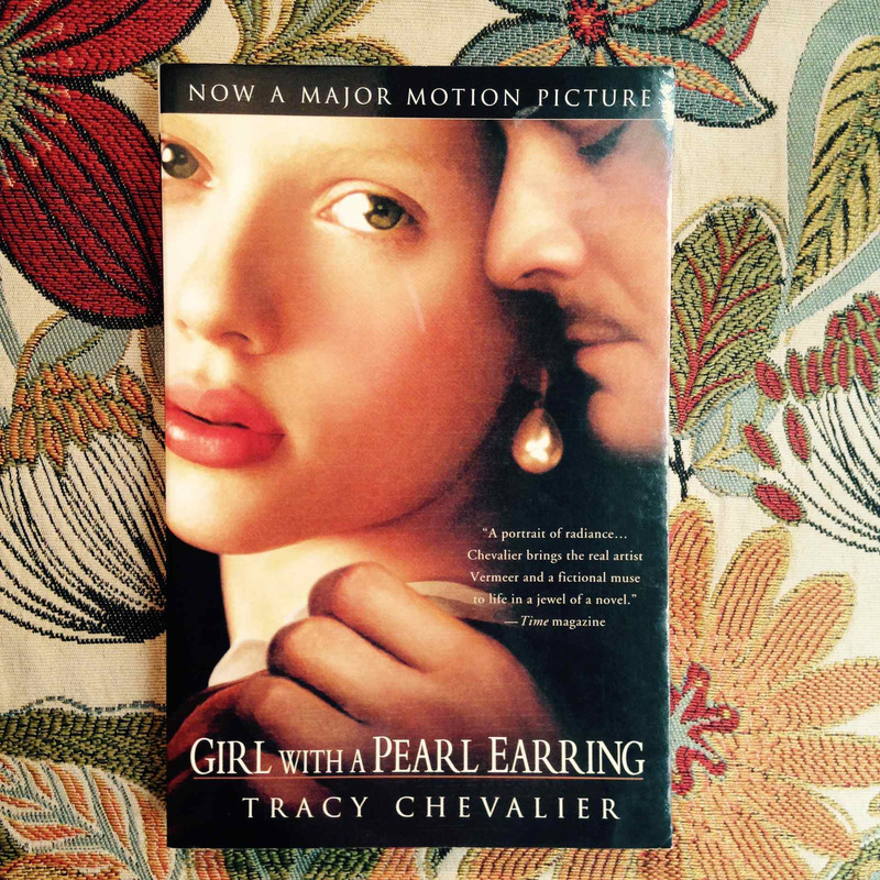 Tracy Chevalier. GIRL WITH A PEARL EARRING.