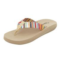 Sandalia De Piso Multicolor 020963