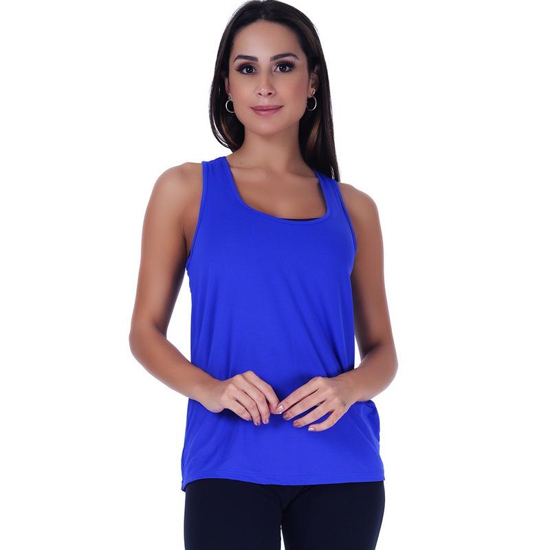 Regata Summer Soul Fitness Azul Royal