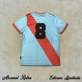 Camiseta Retro - Alfredo Caicedo