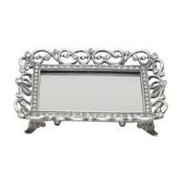 Bandeja Com Fundo Espelhado Treasure - Prestige 31025261