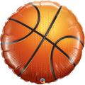 globo pelota basquet 45cm desinflado apto helio