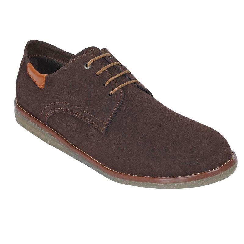 Zapato tinto gamuza 018575