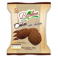 Cookie Biscoleve de Chocolate Sem Gluten - 120g - NutriPleno
