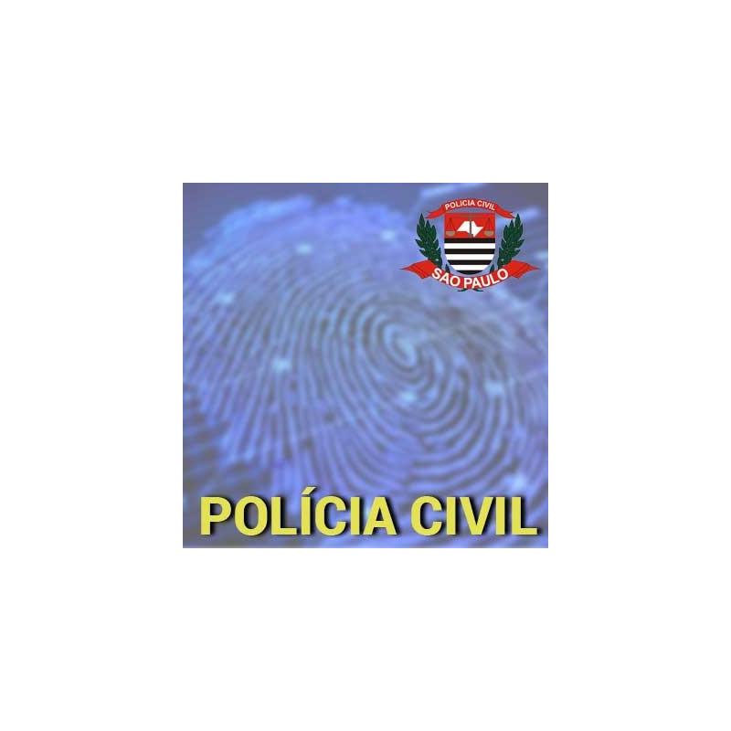 Curso Papiloscopista Polícia Civil SP