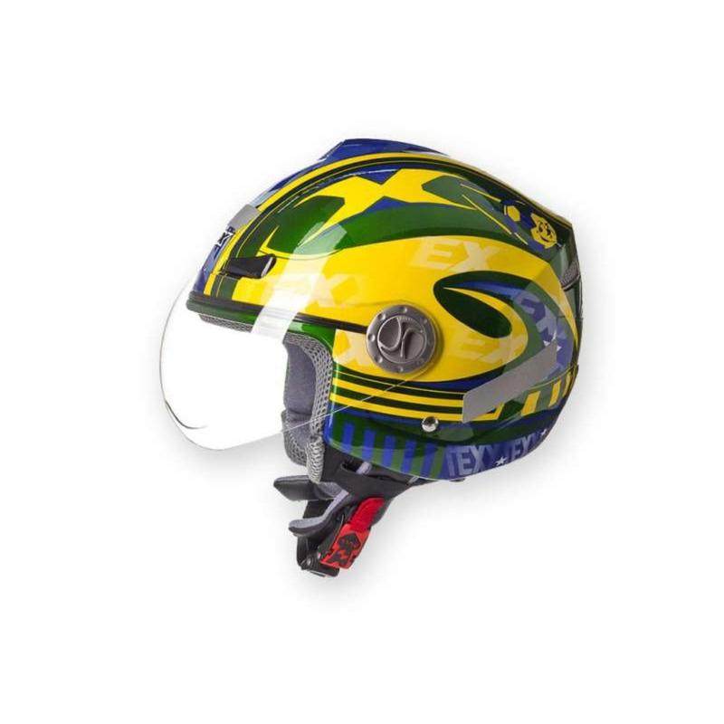 Capacete Texx Arsenal Plus Brasil