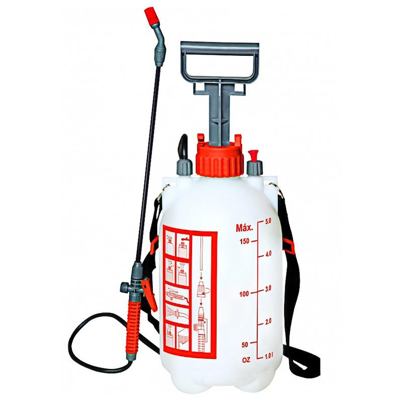 Pulverizador Portátil - Pressurização Manual - 5 Litros  209400 - Belfix