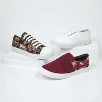 Combo Sneakers 3X1 Multicolor 016562