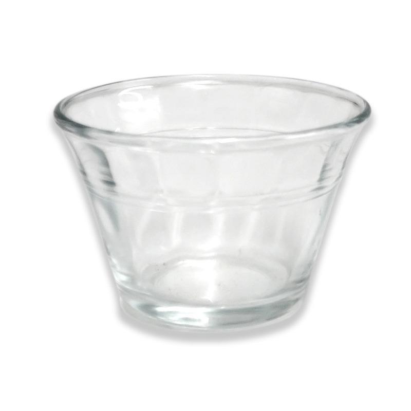 Flanera cristalina 175ml/5.9oz/87.7mm  350163