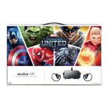 Oculus Rift De Realidade virtual Edição Especial Marvel Power United 0257