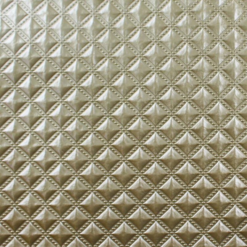 Tecido corino Queops Ouro Larg. 1,40 m