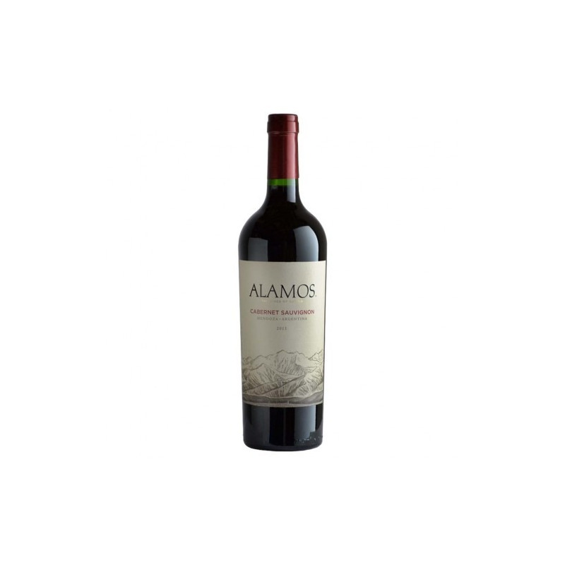 Vinho Fino Cabernet Sauvignon 750ml - Alamos