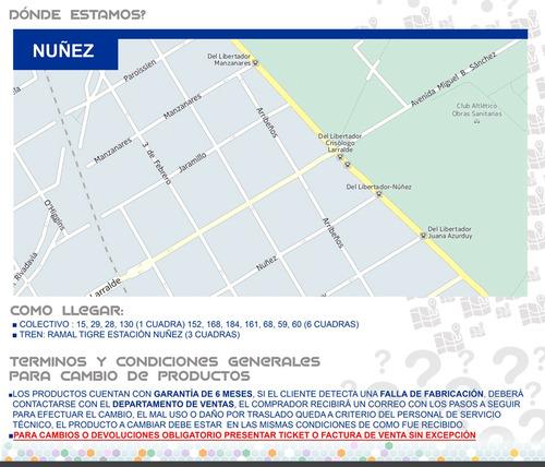 Aspersor Riego Giratorio 2 Brazos Siroflex 7785 Aquaflex