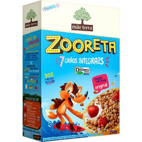 Cereal Matinal Zooreta - Organico - 250g - Mae Terra
