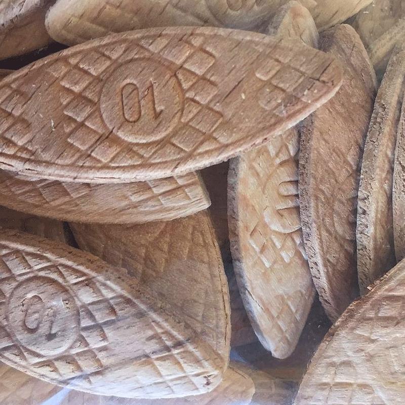 Biscoito para Fresadora de Junção #0 Espessura 4 mm - A-16922 - Makita