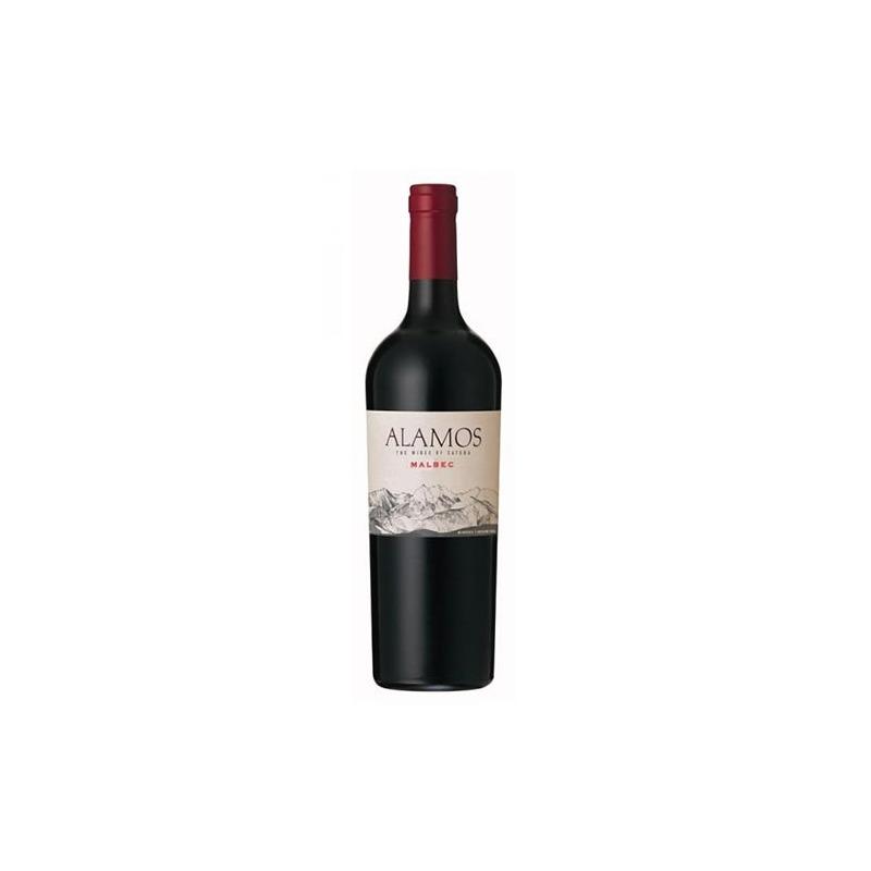 Vinho Fino Malbec 750ml - Alamos