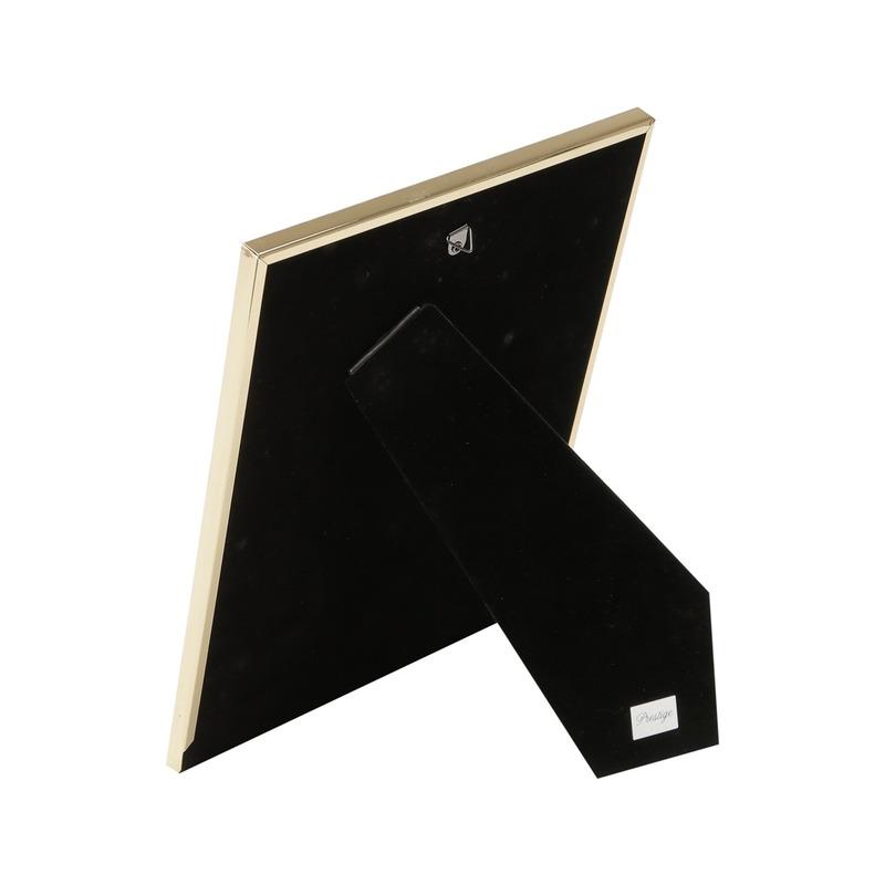 Porta Retrato Martelado 10X15Cm Dourado 3103689