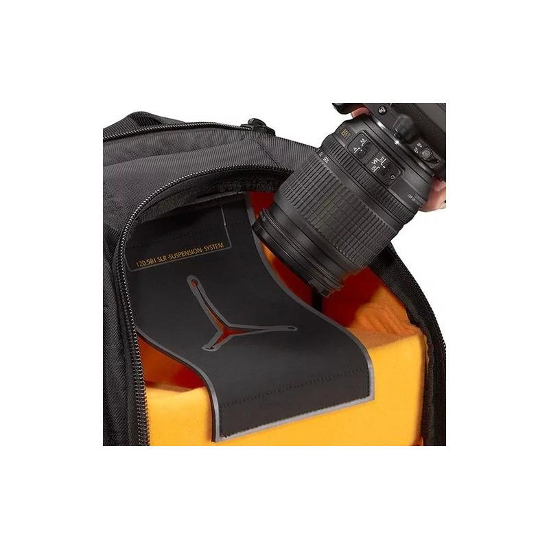 Case Logic Mochila SLRC-206 P/ Câmeras E Notebooks Até 17 6594